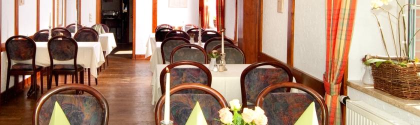 Zum Dorfkrug Ammersbek- Das Restaurant